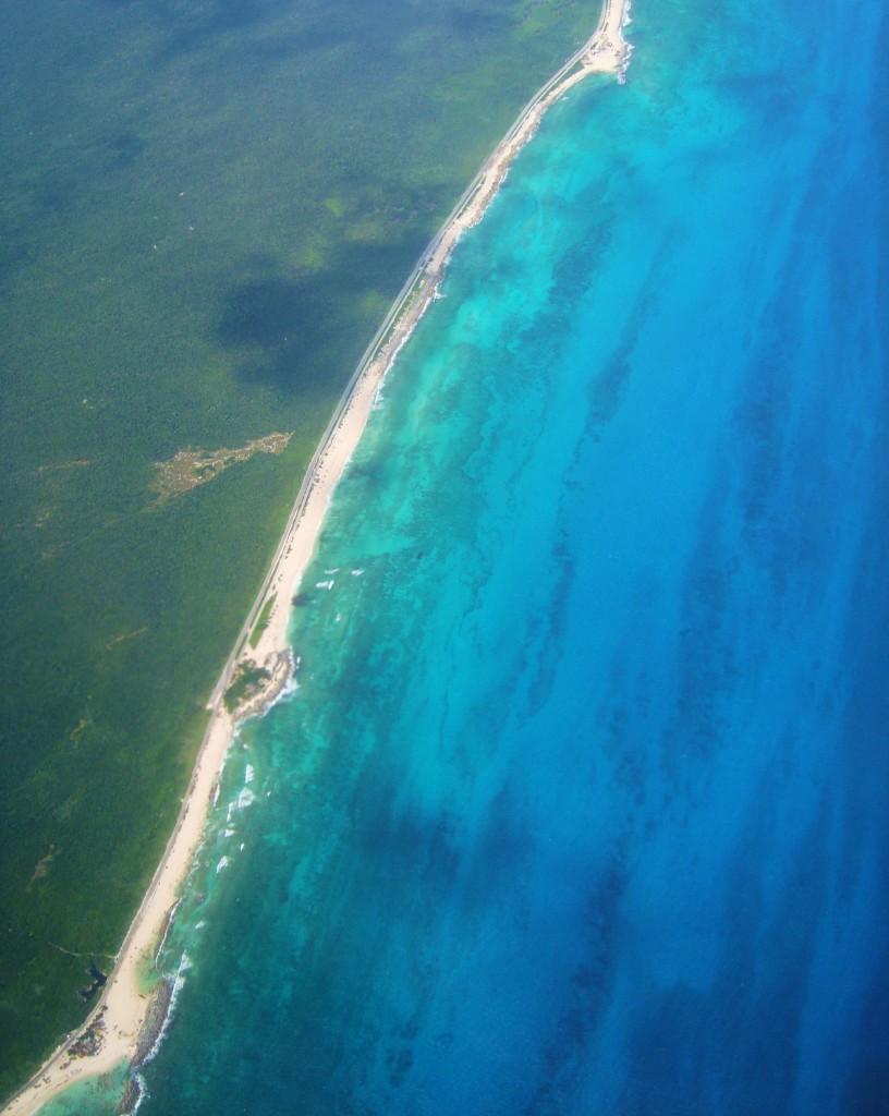 Cozumel ocean