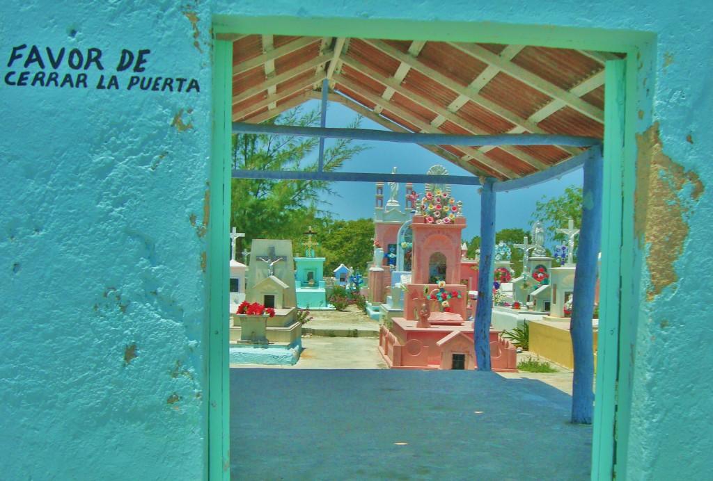Cemetery, San Felipe Mexico