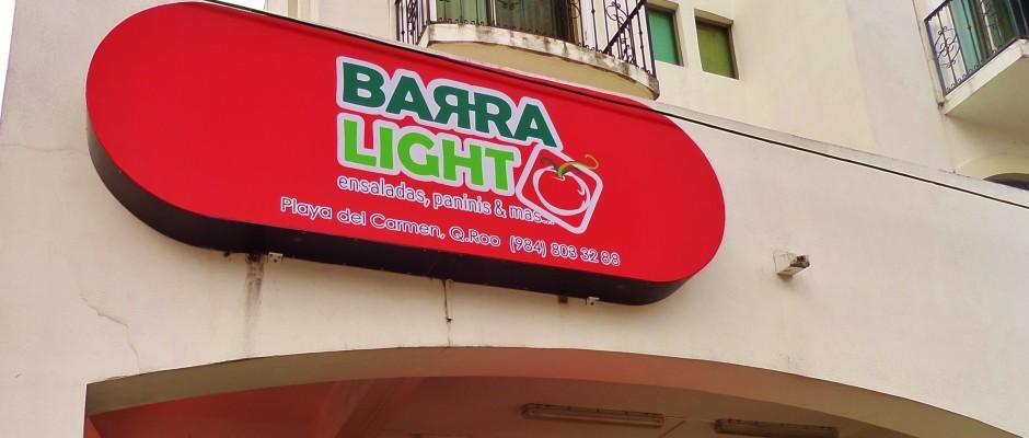 Barra Light, Playa Del Carmen