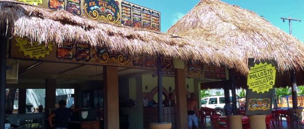 Roast Chicken Playa Del Carmen