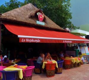La Vagabunda Restaurant, Playa Del Carmen