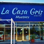 muebles La Casa Gris furniture store Playa del Carmen