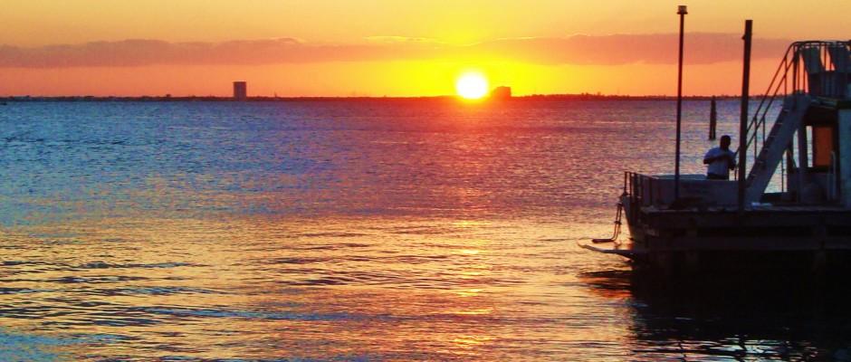 Islan Mujeres sunset
