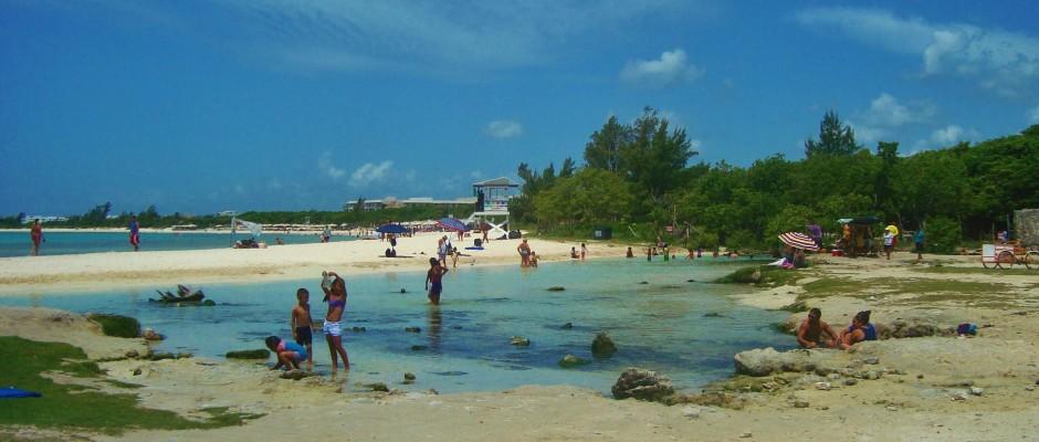 Playa del Carmen with kids