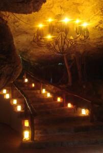 Romantic playa del carmen mexico cenote cave