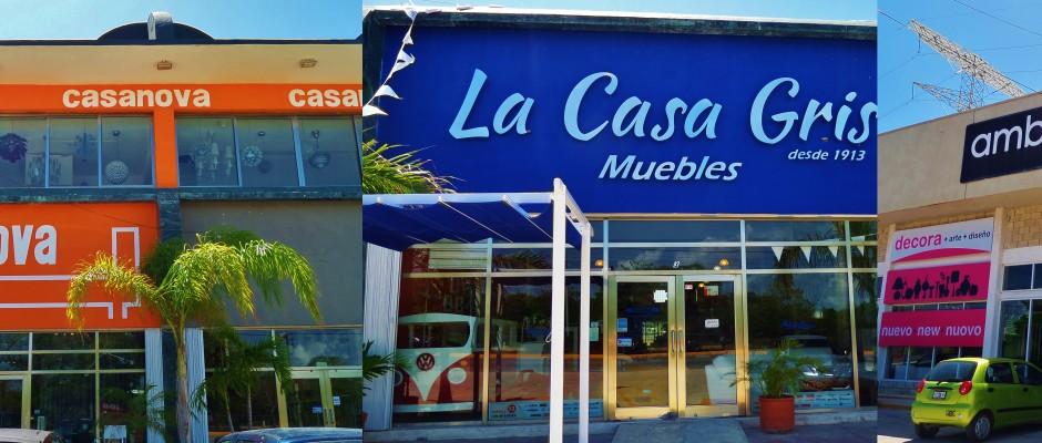 furniture stores playa del carmen
