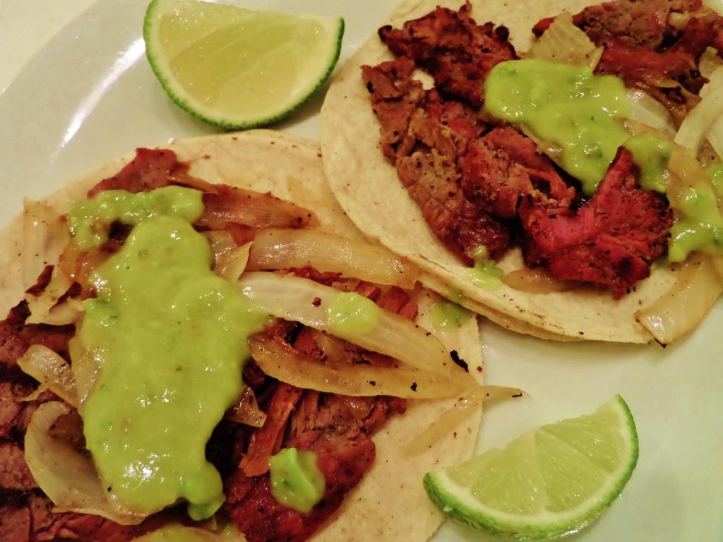 best, Arrachera, Tacos, Playa Del Carmen, El Rey Del Taco, Mexico, Street Food