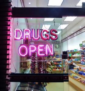 Drug store playa del carmen