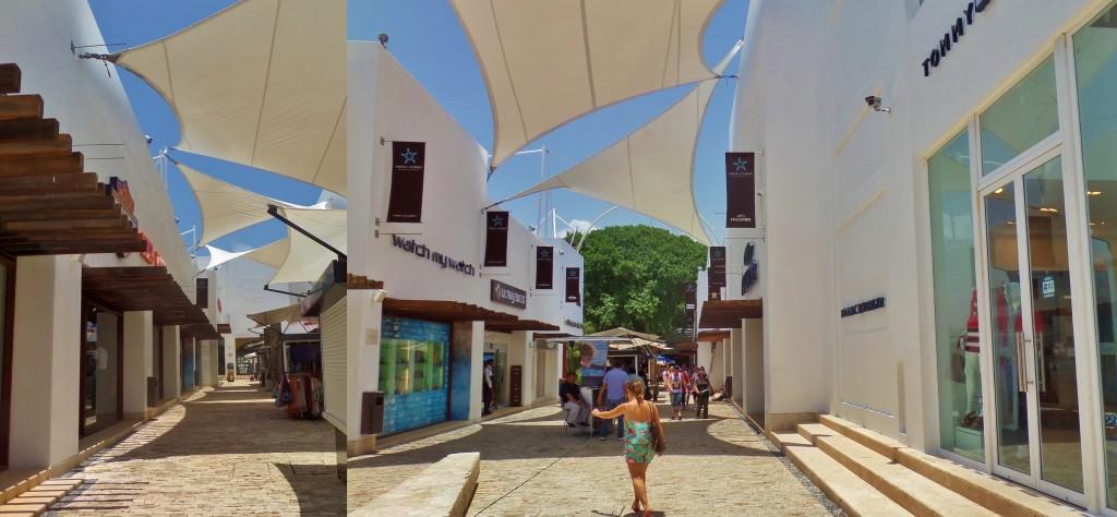 Quinta Avenida in Playa Del Carmen