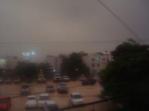 Hurricane Playa Del Carmen Mexico
