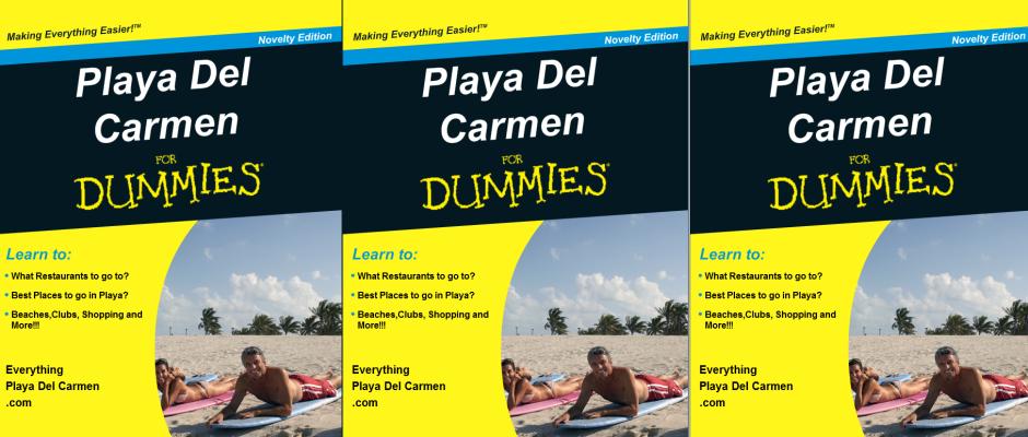 Playa Del Carmen for Dummies Guide
