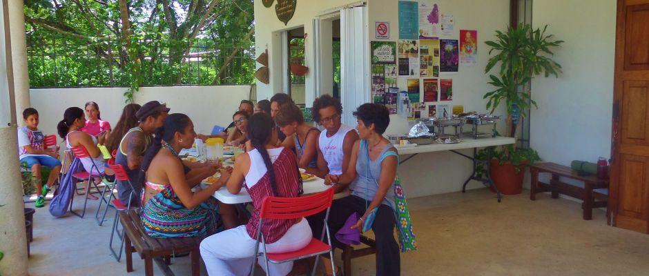 Casa Ananda in Playa Del Carmen Yoga
