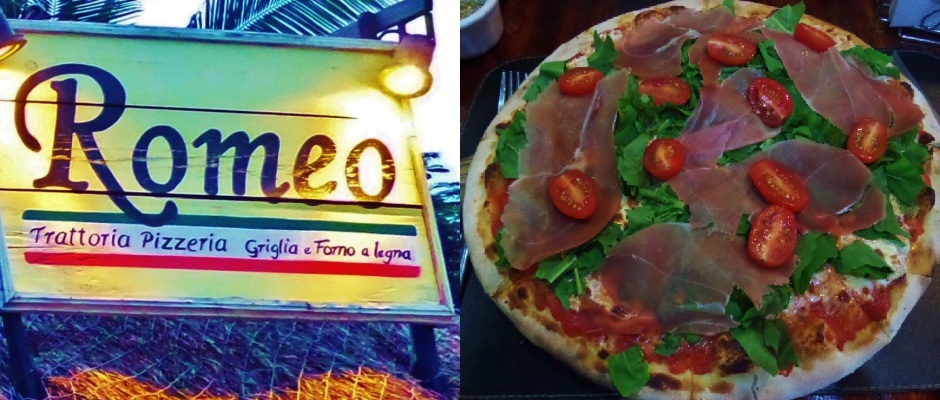 Romeo Italian Restaurant in Playa Del Carmen