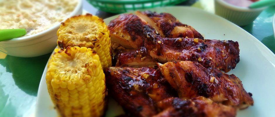 Ferron's Jamican Jerk Chicken in Playa Del Carmen