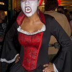 Halloween in Playa Del Carmen 2014 Photos