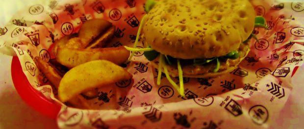 Sandwich Revolution Food truck in Playa Del Carmen