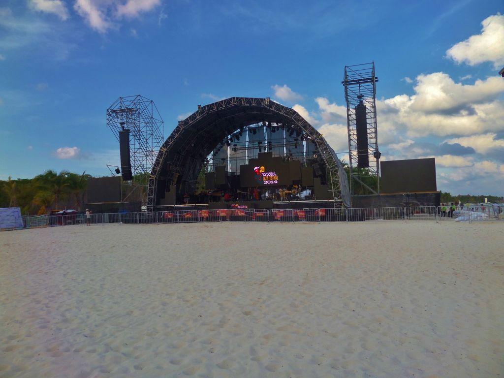 Riviera Maya Jazz Festival in Playa Del Carmen