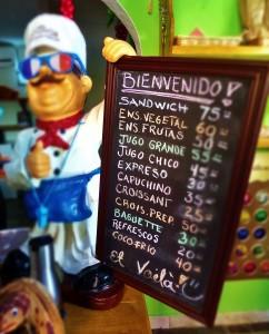 Et Voila Restaurant Playa Del Carmen