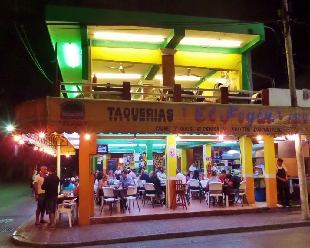 El Fogon Tacos Playa Del Carmen