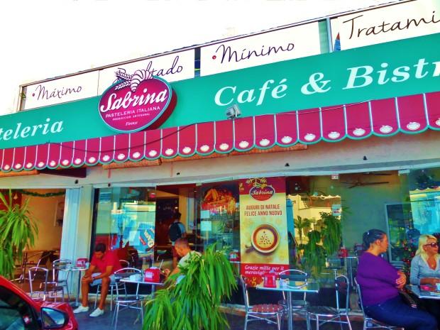 Sabrina Cafe and Bistro Playa Del Carmen