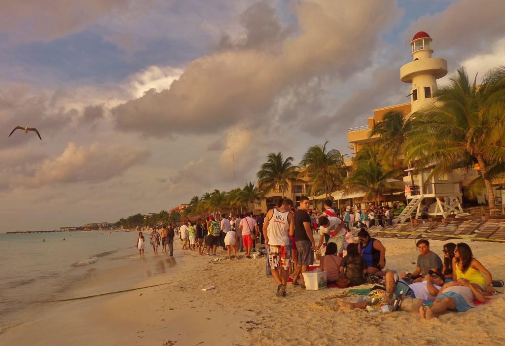 New Years in Playa Del Carmen