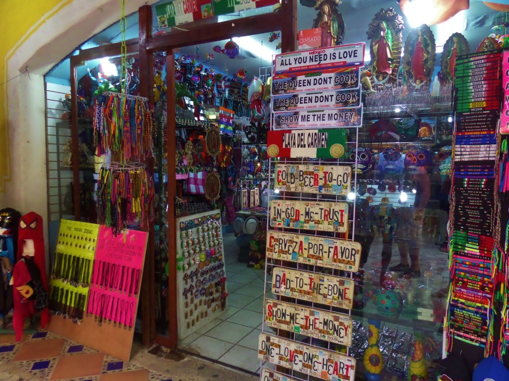shopping Plaza Playacar Mall