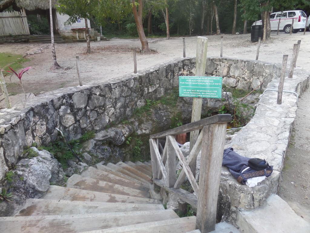 Coba Cenotes