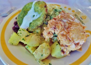 Alltournative tour company Playa Del Carmen food