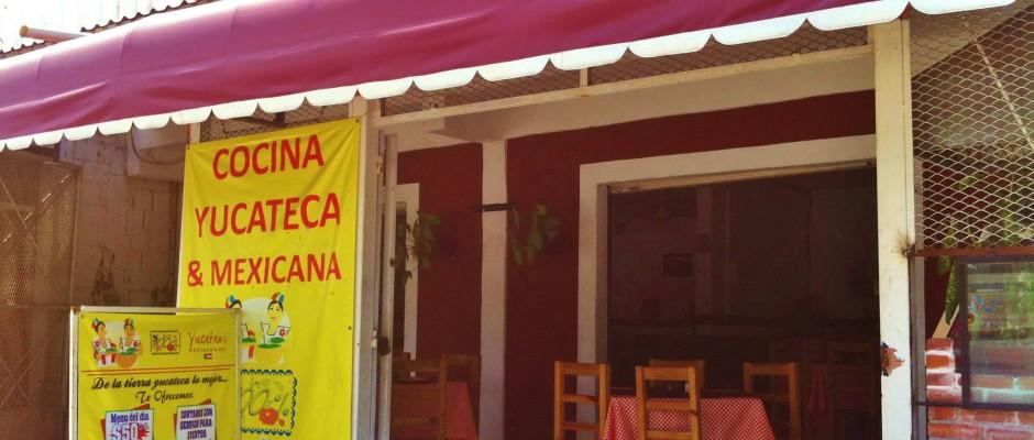 Yucatecan Restaurant in Playa del Carmen