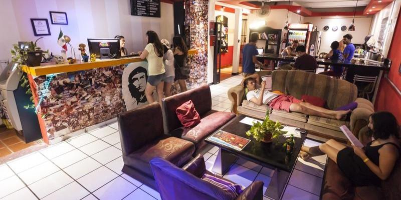 Hostel Che Playa Del Carmen Hostels