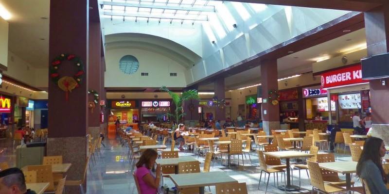 Plaza Las Americas mall Playa Del Carmen