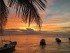 Sunrise in Playa Del Carmen Mexico