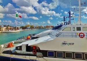 Cozumel ferry schedule