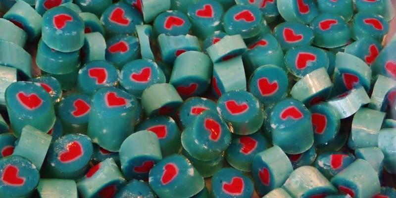Papabubble artisanal candy Playa Del Carmen