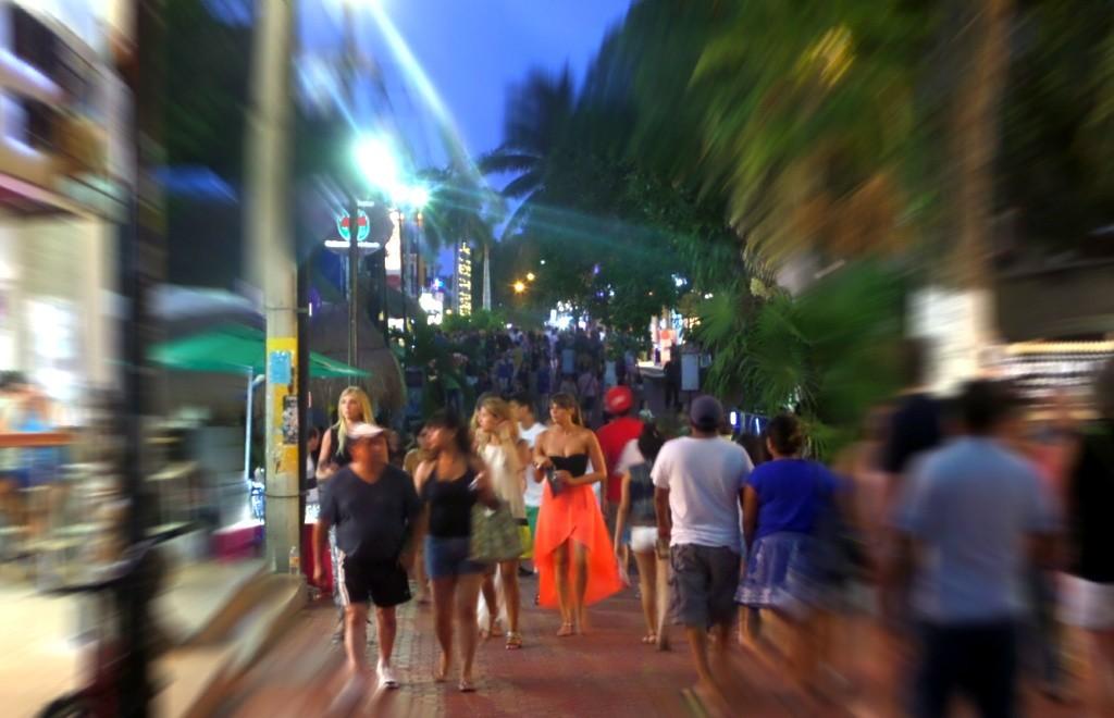 Opening business Playa Del Carmen