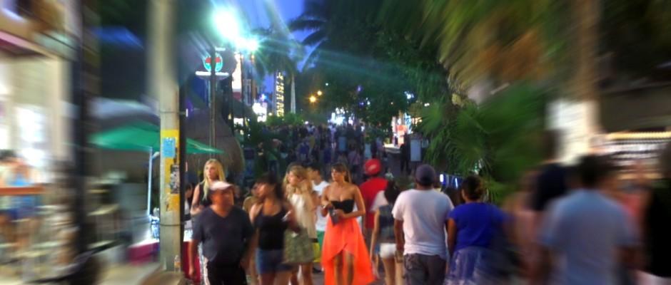 Playa Del Carmen Spring Break