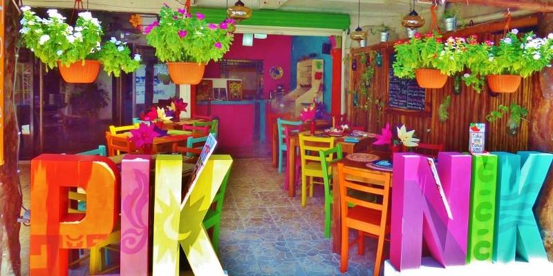 Piknik Restaurant Playa Del carmen