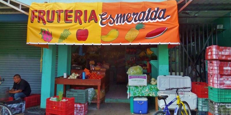 Fruteria Esmeralda in Playa De Carmen