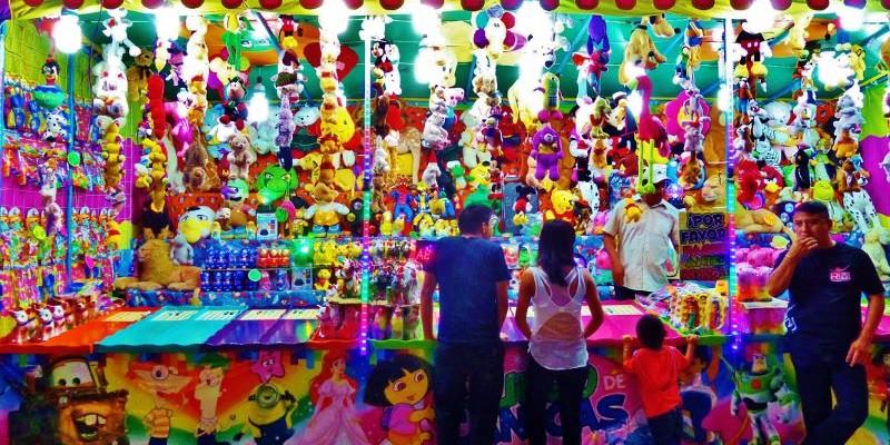 Fair in Playa Del Carmen Feria Del Carmen