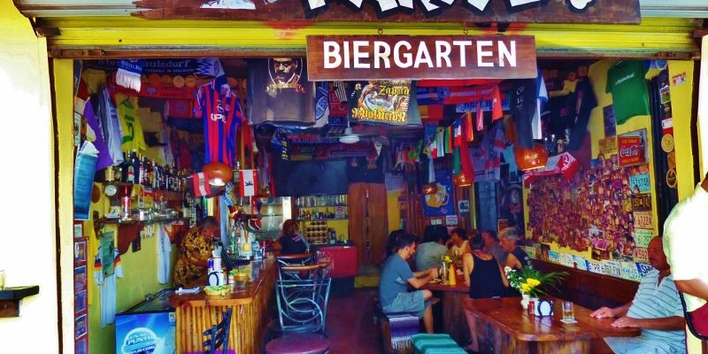 Manne's Biergarten Playa Del Carmen