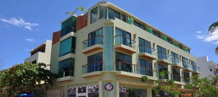 Mimosa Condo building Playa Del Carmen