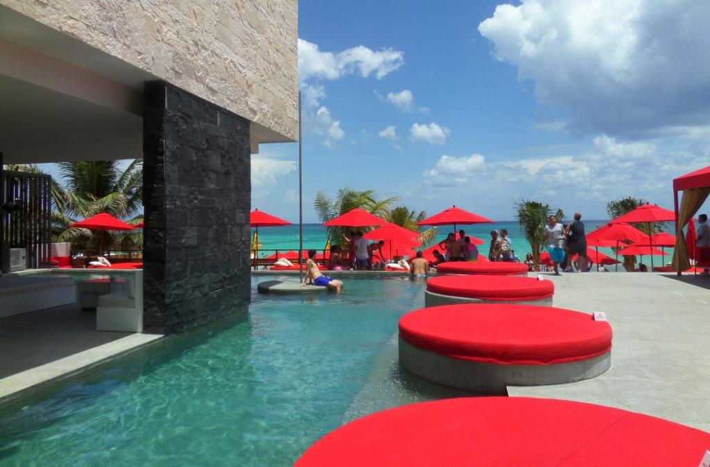 Coralina Beach Club Playa Del Carmen, Mexico
