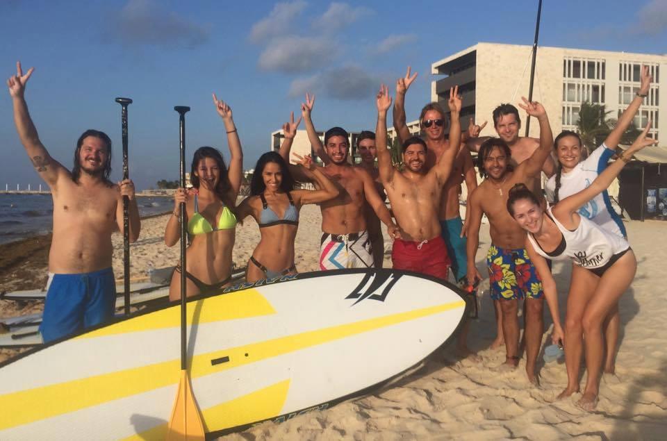 Aloha Paddle Club Playa Del Carmen