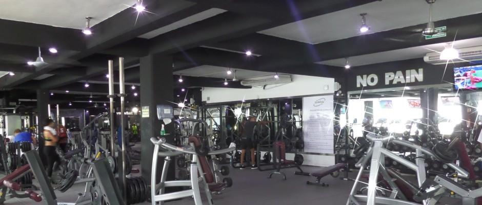 Evolve Fitness Gym Playa Del Carmen