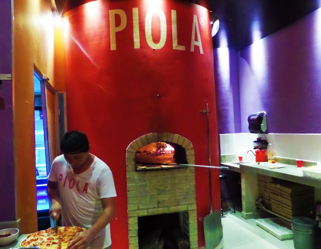 Piola Restaurant Playa Del Carmen