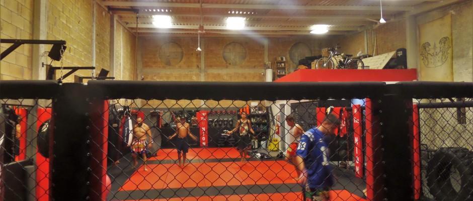 The Union Boxing Gym Playa Del Carmen