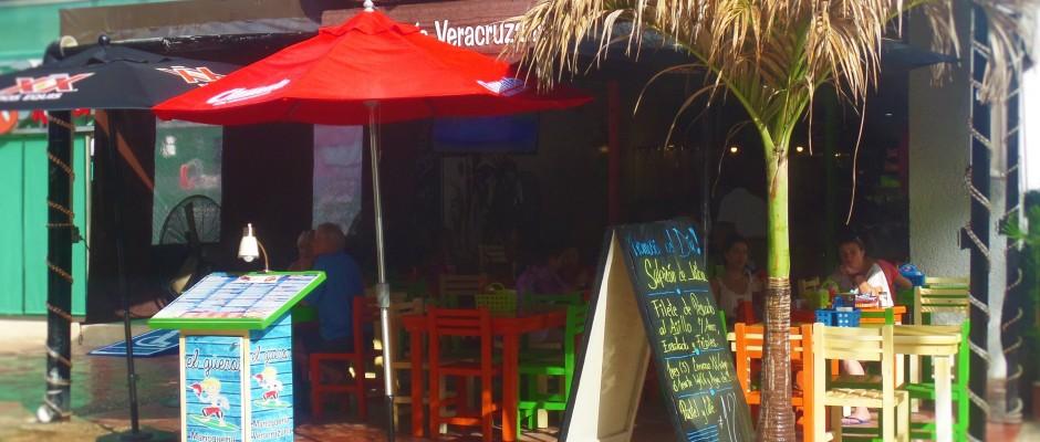 El Güero Seafood Restaurant 5th Avenue Playa Del Carmen