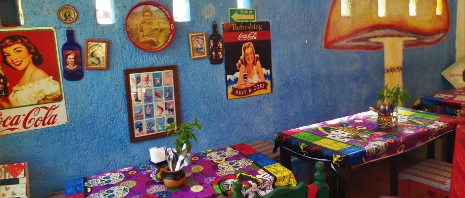 El Hongo Restaurant Playa Del Carmen
