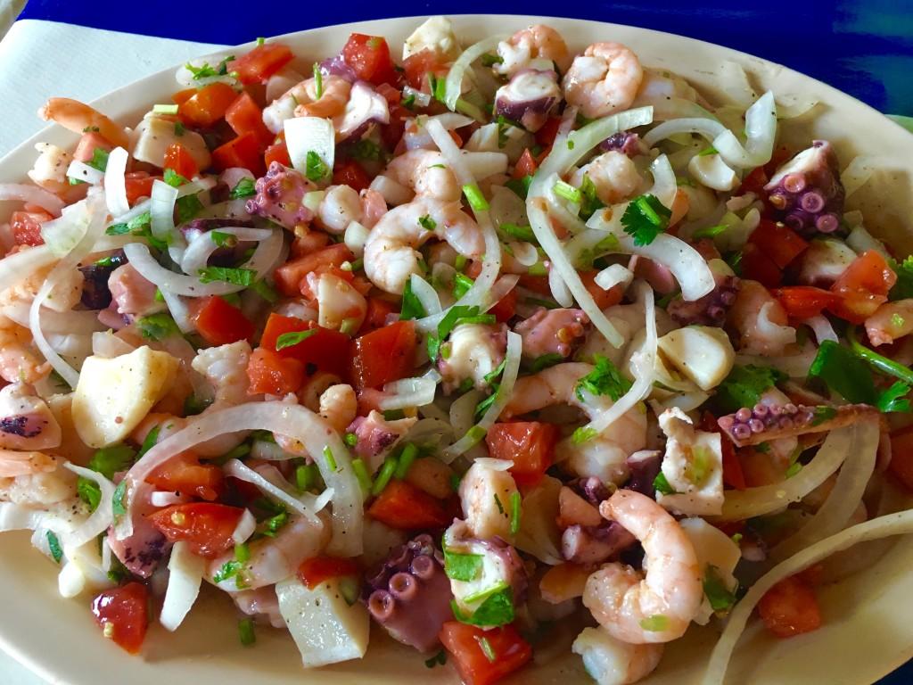 La Barracuda Restaurant Playa Del Carmen