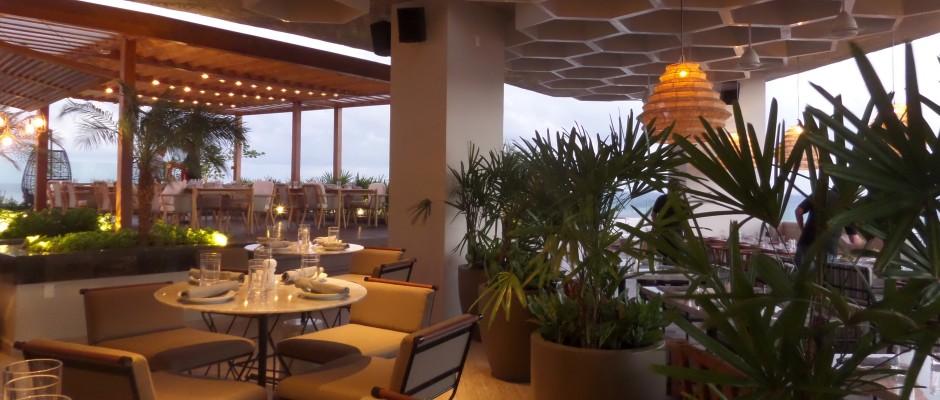 Cinco Restaurant Playa Del Carmen